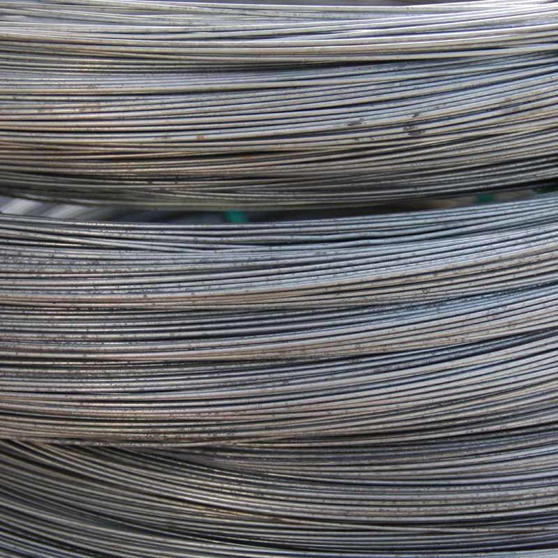 Filo di ferro zincato