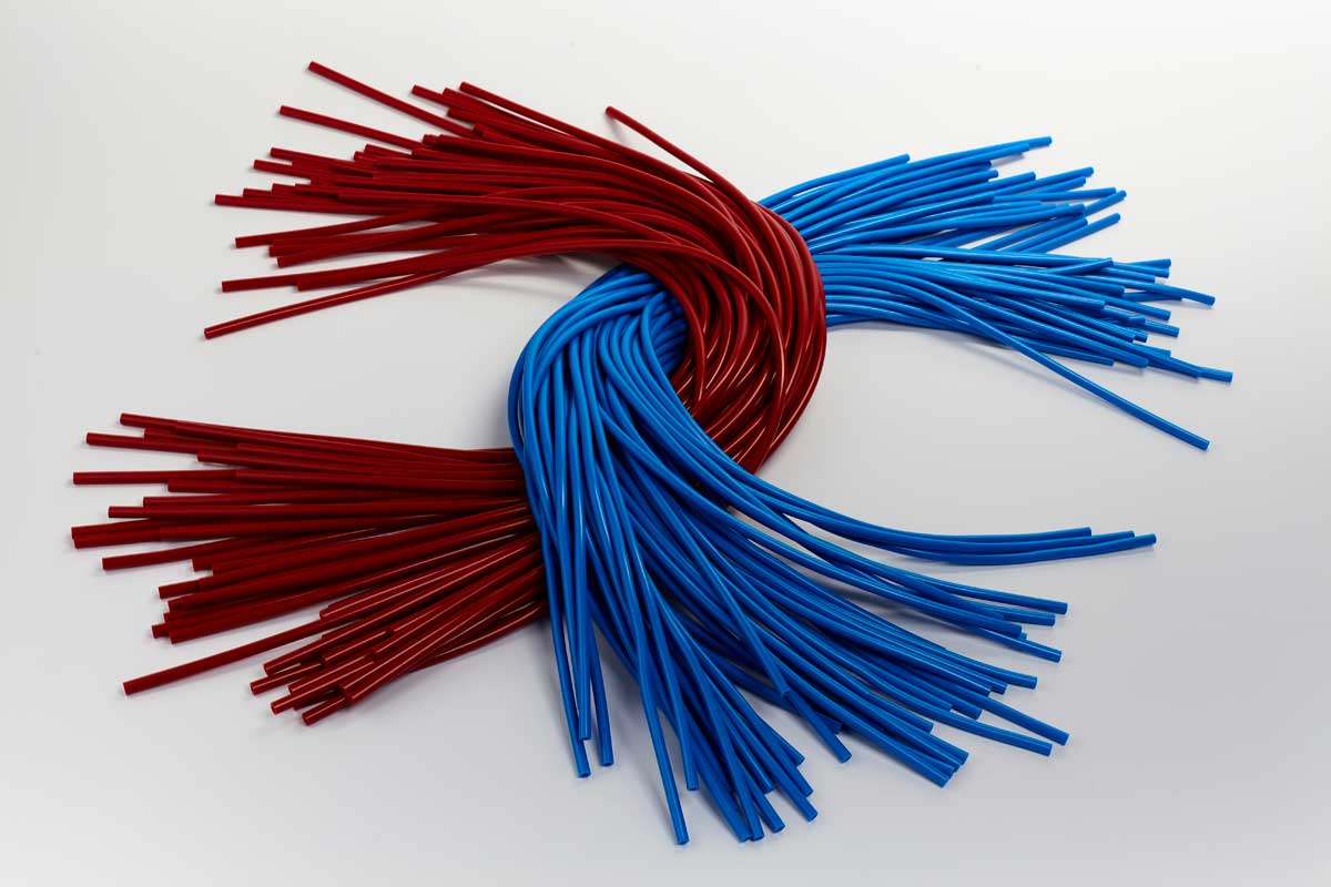 Pvc strings and laces